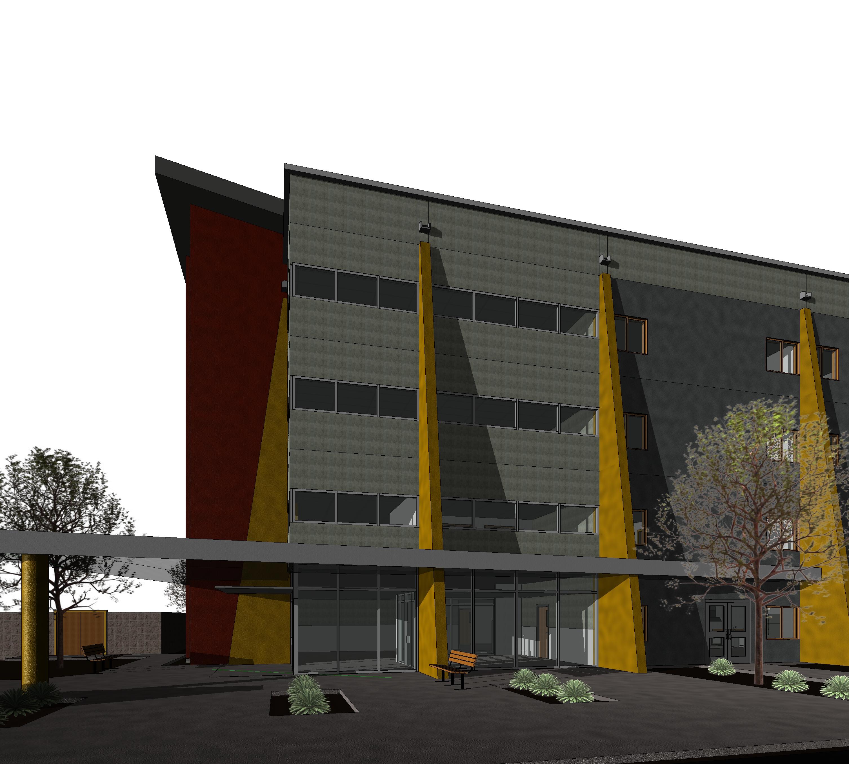 Solar Villa Remodel_3D View 2