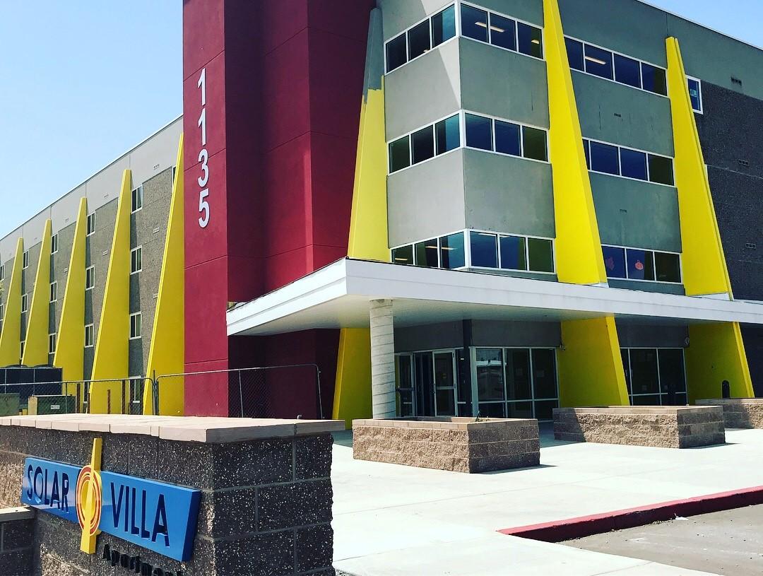 Solar Villa 1